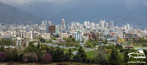 عملیات نماشویی در تهران